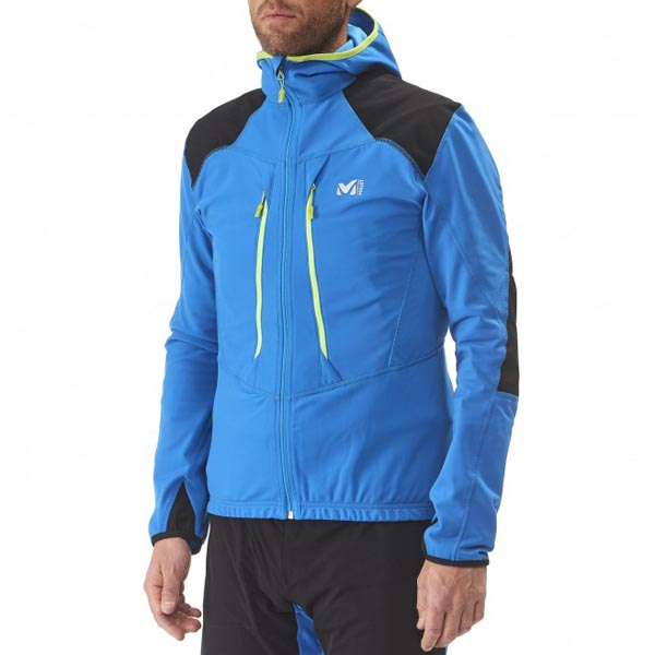 MILLET Men PIERRA MENT\' JKT Blue Outlet Online