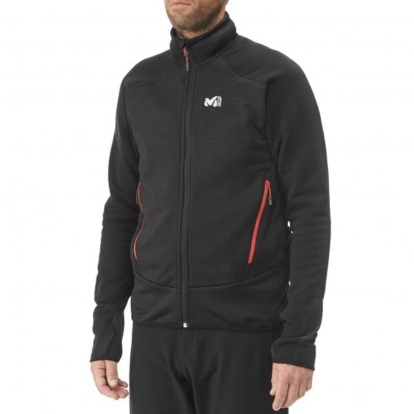 MILLET Men TRIDENT GRID JKT Black Outlet Online