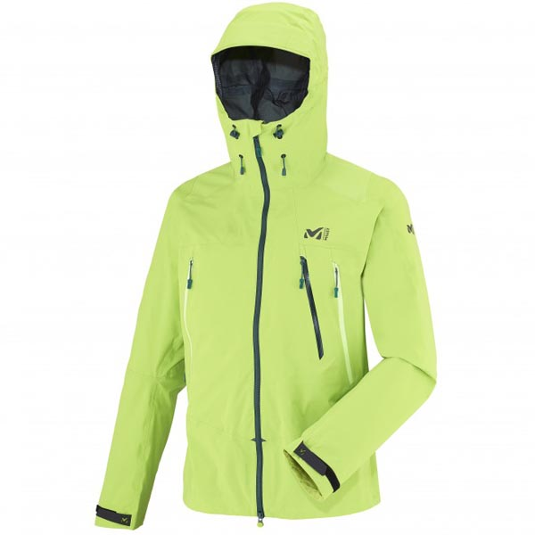 MILLET Men K GTX PRO JKT Green Outlet Online