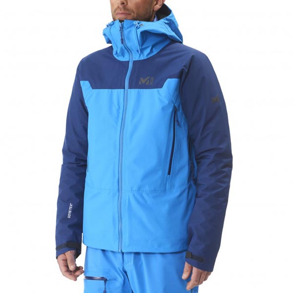 MILLET Men KAMET 2 GTX JKT Blue Outlet Online