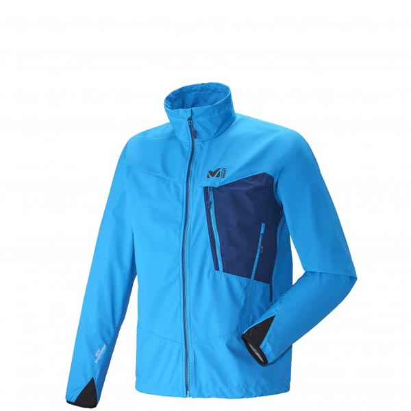 MILLET Men GREPON WDS LIGHT JKT Blue Outlet Online