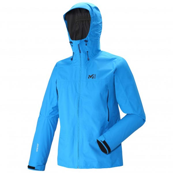 MILLET Men GRAYS PEAK GTX JKT Blue Outlet Online