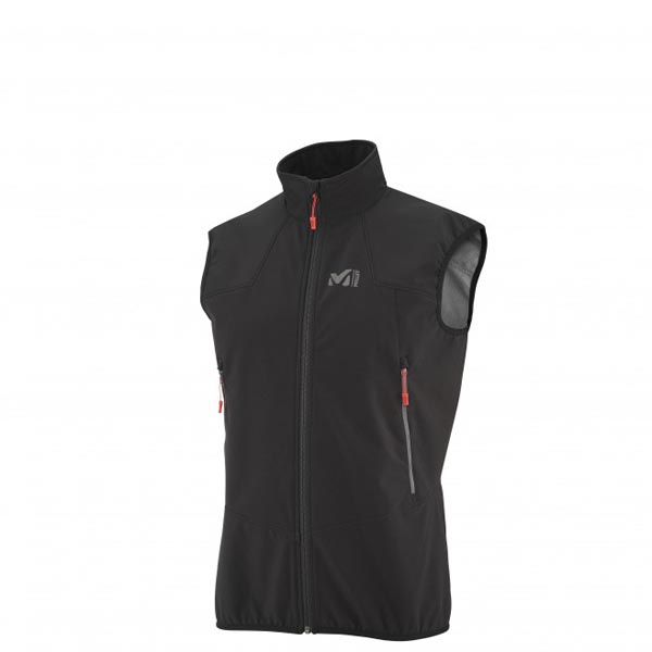 MILLET Men K SHIELD VEST Black Outlet Online
