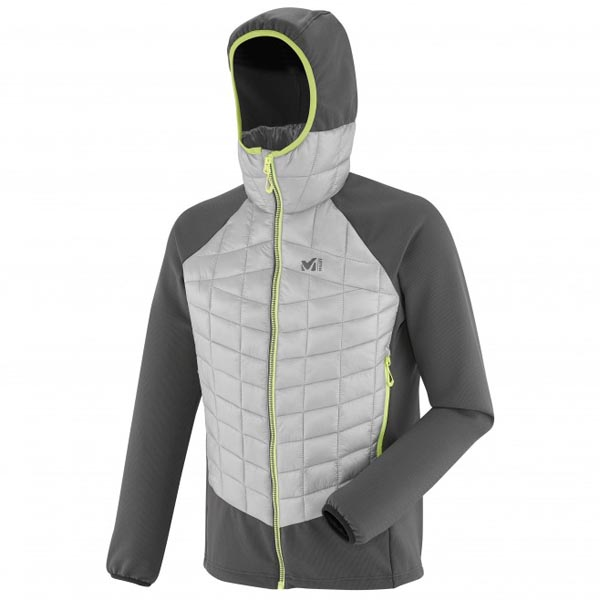 MILLET Men Chamonix Needles hoodie Grey Outlet Online