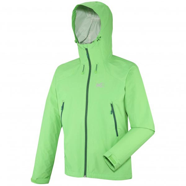 MILLET Men FITZ ROY 2.5L JKT Green Outlet Online