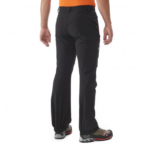 MILLET Men RED MOUNTAIN STRETCH PANT BLACK Outlet Online