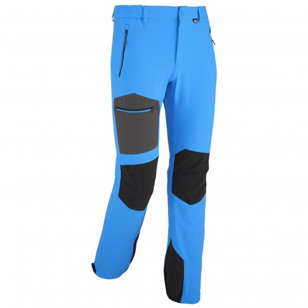 MILLET Men LEPINEY CORDURA PANT BLUE Outlet Online