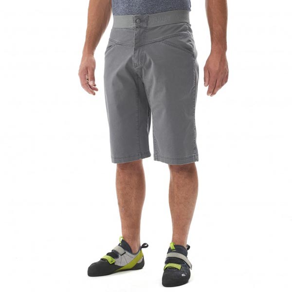 MILLET Men GRAVIT LIGHT LONG SHORT GREY Outlet Online