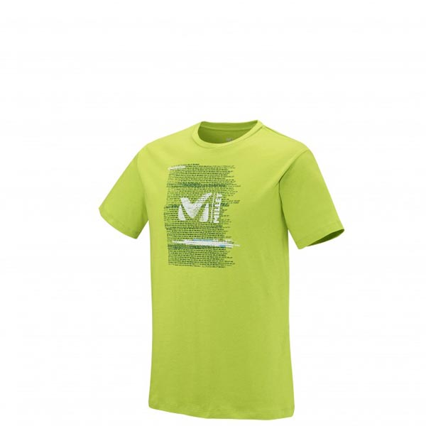 MILLET Men MILLET BE BOLD TS SS GREEN Outlet Online
