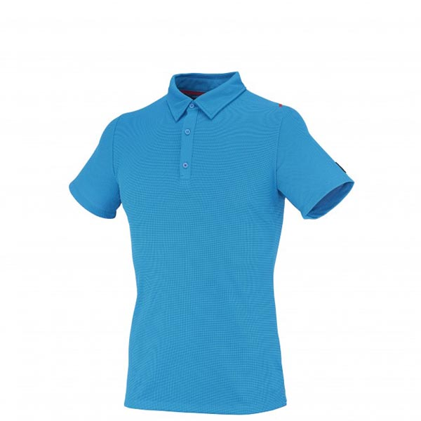 MILLET Men TRILOGY DRY GRID POLO BLUE Outlet Online