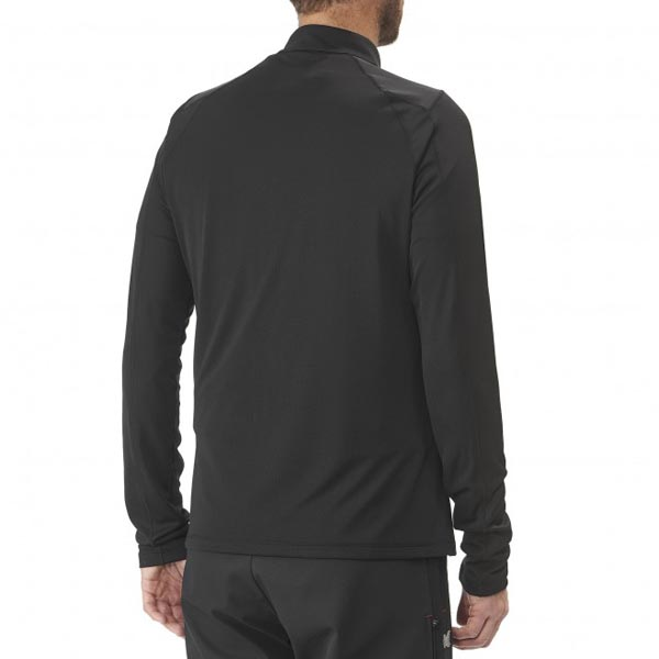 MILLET Men RED NEEDLES ZIP LS BLACK Outlet Online