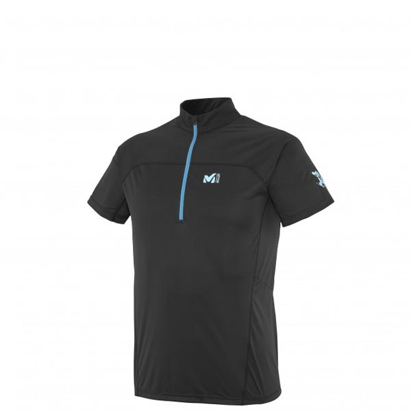 MILLET Men LTK INTENSE ZIP SS BLACK Outlet Online