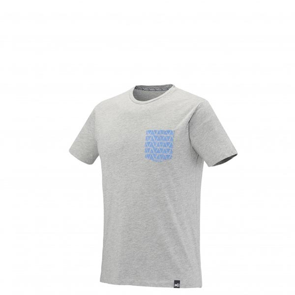 MILLET Men CAMP CATTA TS SS GREY Outlet Online