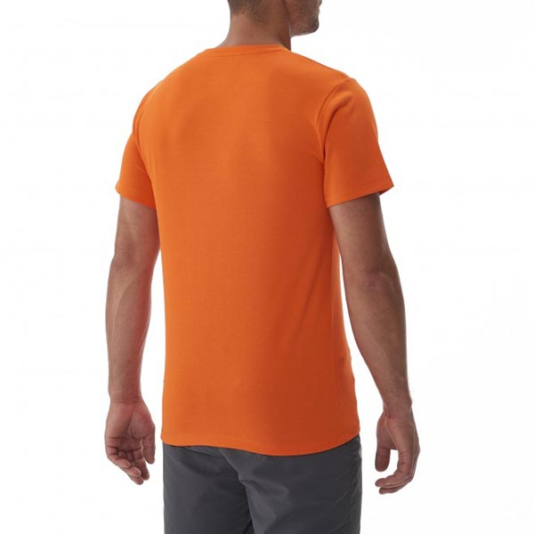 MILLET Men WYOMING TS SS ORANGE Outlet Online