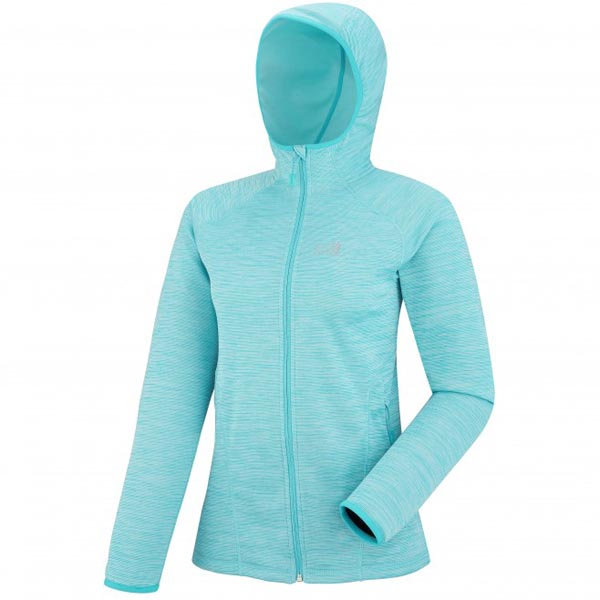 MILLET Women LD TWEEDY MOUNTAIN HOODIE Blue Outlet Online