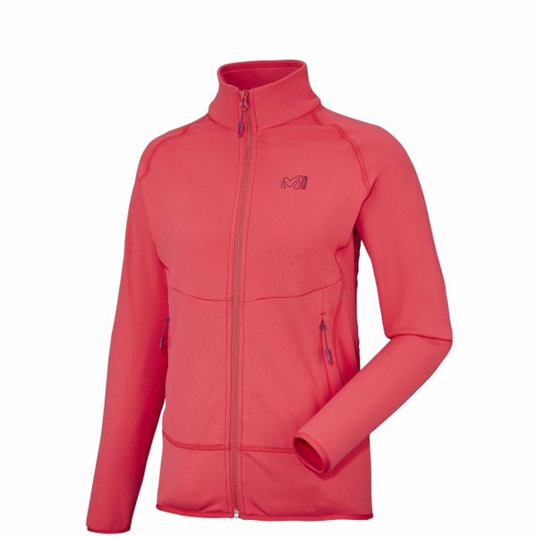 MILLET Women LD TECHNOSTRETCH JKT red Outlet Online