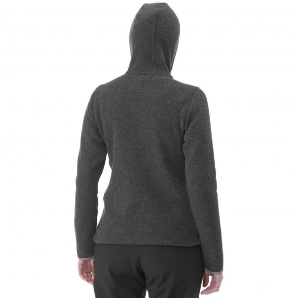 MILLET Women LD ICELAND HOODIE grey Outlet Online