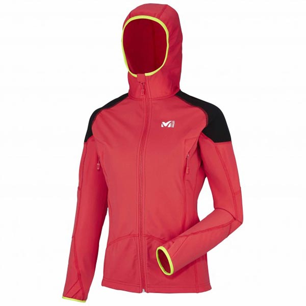 MILLET Women LD PIERRA MENT\' JKT red Outlet Online