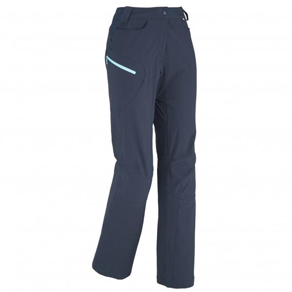 MILLET Women LD TREKKER STRETCH PANT Blue Outlet Online