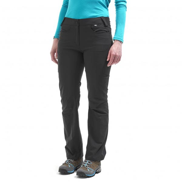 MILLET Women LD TREKKER STRETCH PANT black Outlet Online