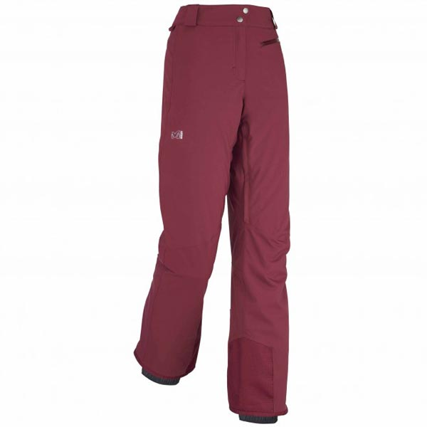 MILLET Women LD BIG WHITE STRETCH PANT red Outlet Online