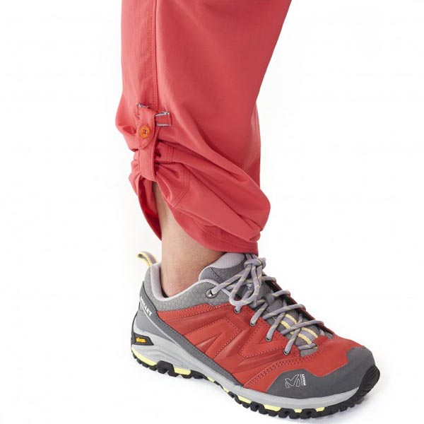 MILLET Women LD MOUNT CLEVELAND PANT Red Outlet Online
