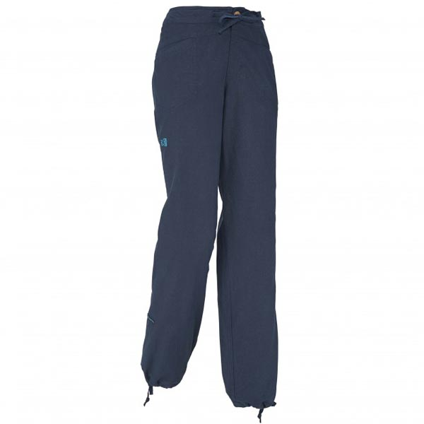 MILLET Women LD ROCK HEMP PANT navy Outlet Online