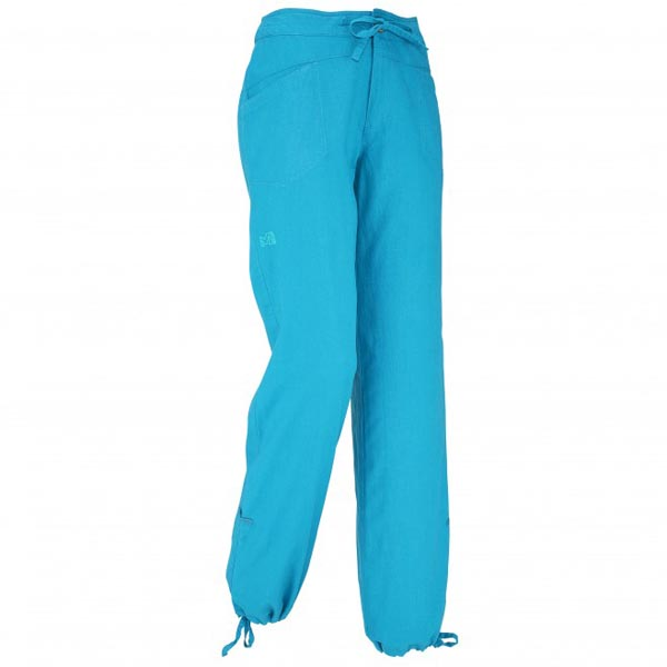 MILLET Women LD ROCK HEMP PANT Turquoise Outlet Online