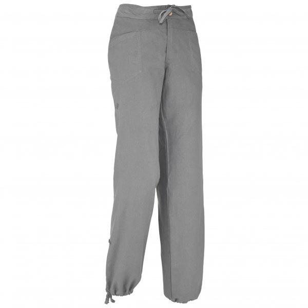 MILLET Women LD ROCK HEMP PANT Grey Outlet Online