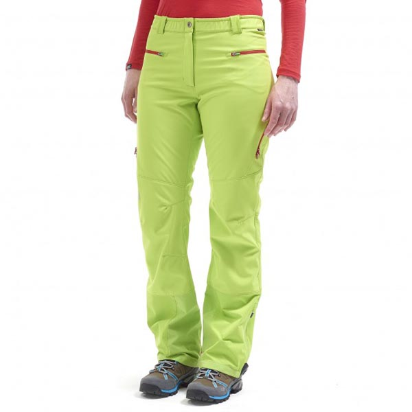 MILLET Women LD TOURING SHIELD PANT green Outlet Online