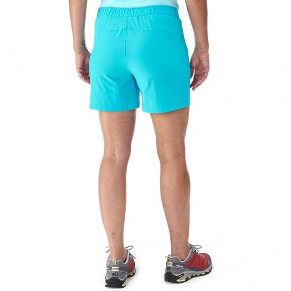 MILLET Women LD RED MOUNTAIN STRETCH SHORT Turquoise Outlet Online
