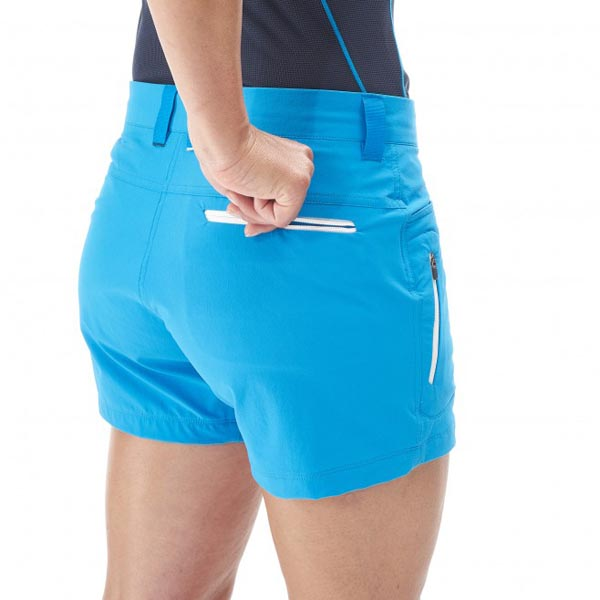 MILLET Women LD TRILOGY SHORT Blue Outlet Online