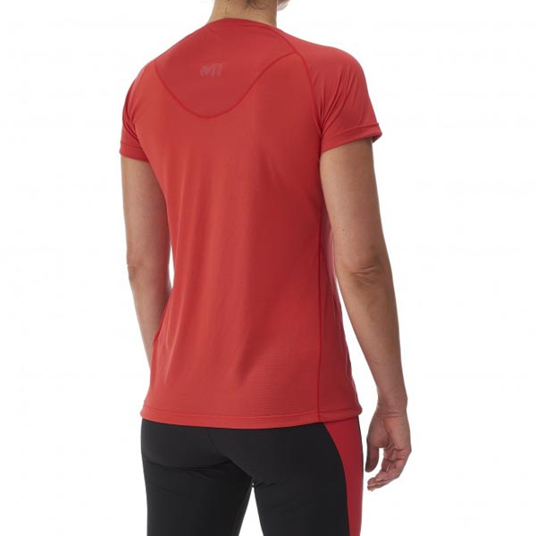 MILLET Women LD LTK INTENSE TS SS RED Outlet Online