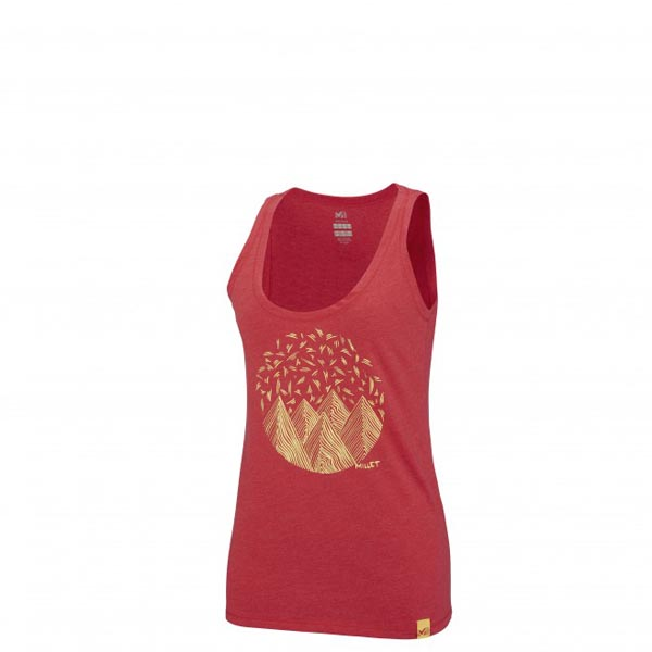 MILLET Women LD CAMP CATTA TANK Rose Outlet Online