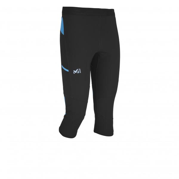 MILLET Men LTK INTENSE 3/4 TIGHT BLACK Outlet Online