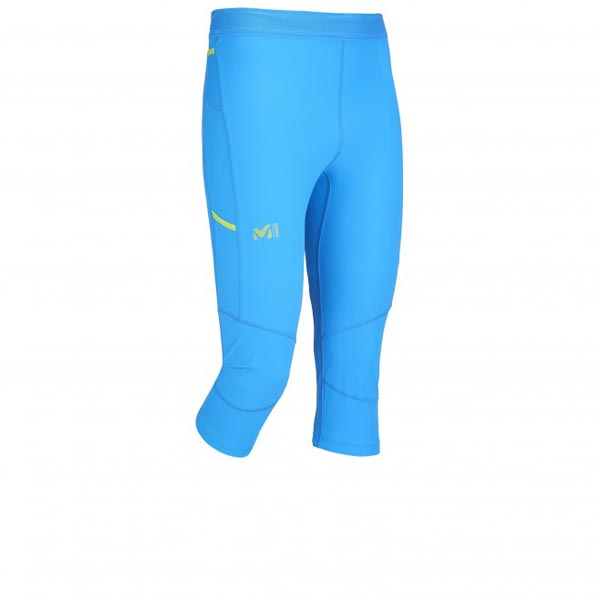 MILLET trail running - Men's 3/4 pant - Blue On Sale