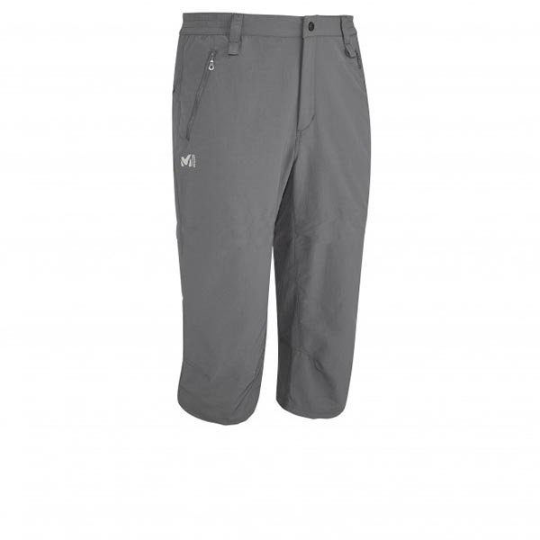 MILLET TREKKING - MEN'S 3/4 PANT - GREY On Sale
