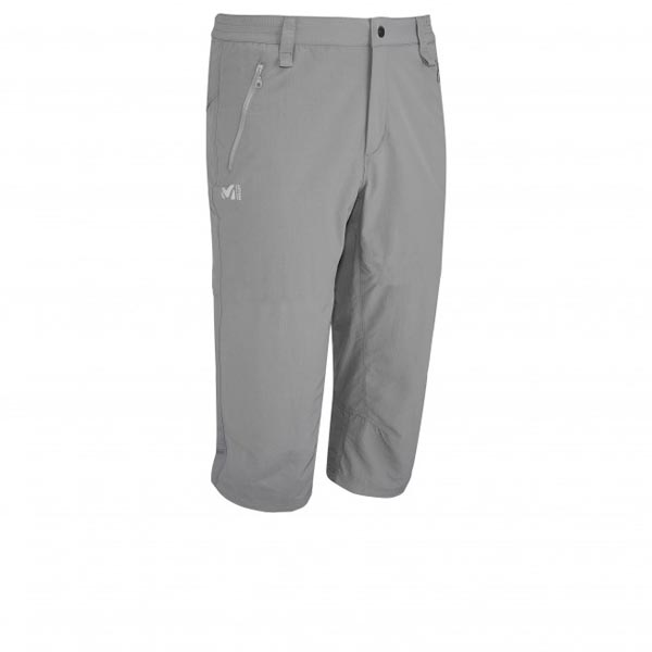 Men MILLET MOUNT CLEVELAND 3/4 PANT GREY Outlet Store