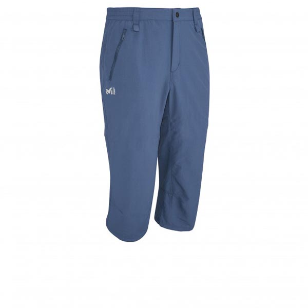 Men MILLET MOUNT CLEVELAND 3/4 PANT Blue Outlet Store