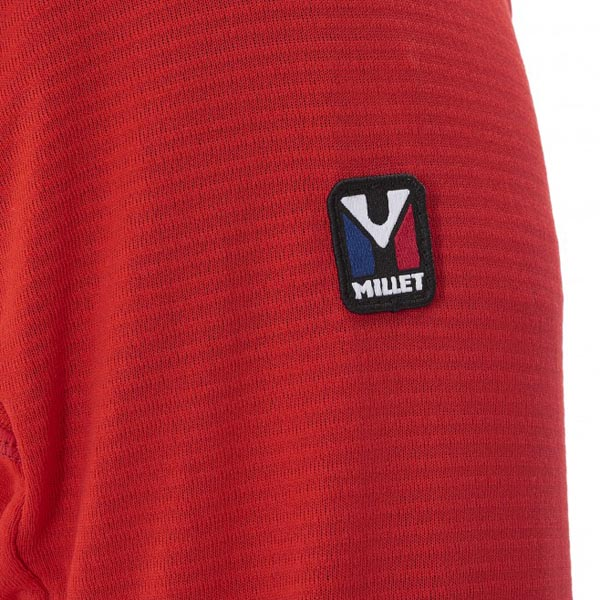Men MILLET TRILOGY LIGHT HOODIE Red Outlet Store