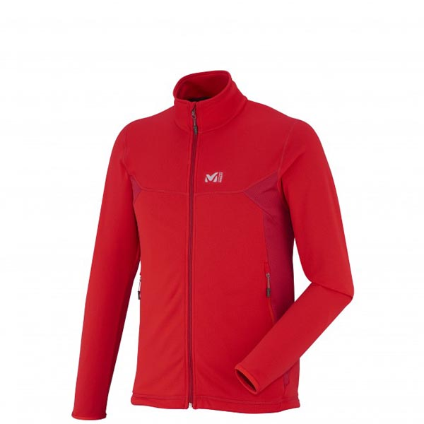 MILLET Men TECH STRECH LIGHT JKT Red Outlet Online
