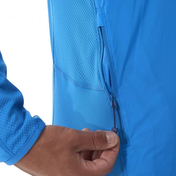 MILLET MOUNTAINEERING - MEN\'S JACKET - BLUE On Sale