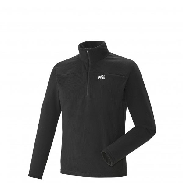 MILLET Trekking - Men\'s Fleece jacket - Black On Sale