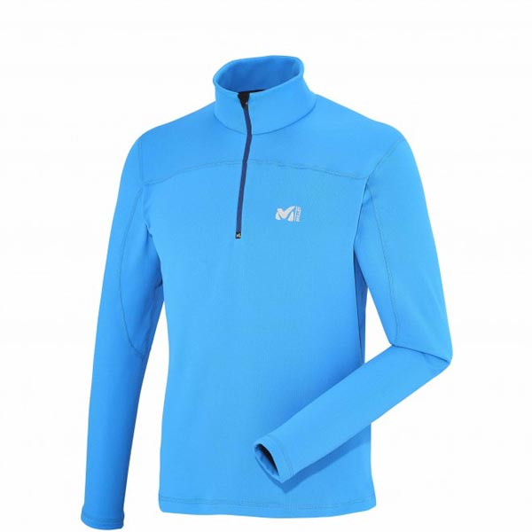 MILLET men's blue trekking fleece On Sale