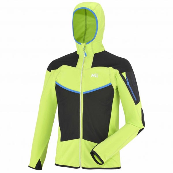 Cheap MILLET PIERRA MENT\' HOODIE Men Green Online