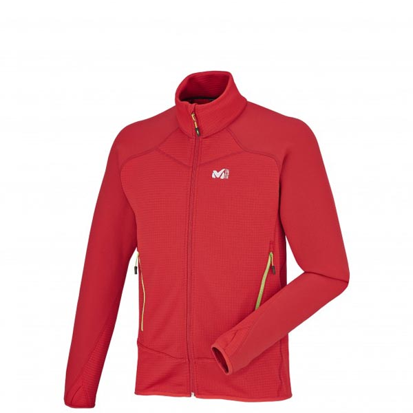 MILLET RED MEN MOUNTAINEERING FLEECE On Sale