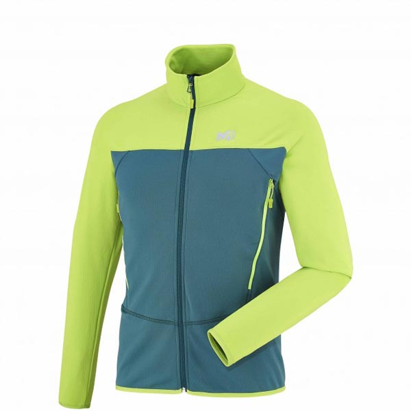 Cheap MILLET TECHNOSTRETCH JKT Men Green Online
