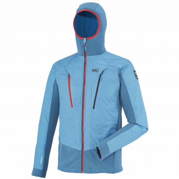 Men MILLET TRILOGY DUAL ADVANCED JKT Blue Outlet Store