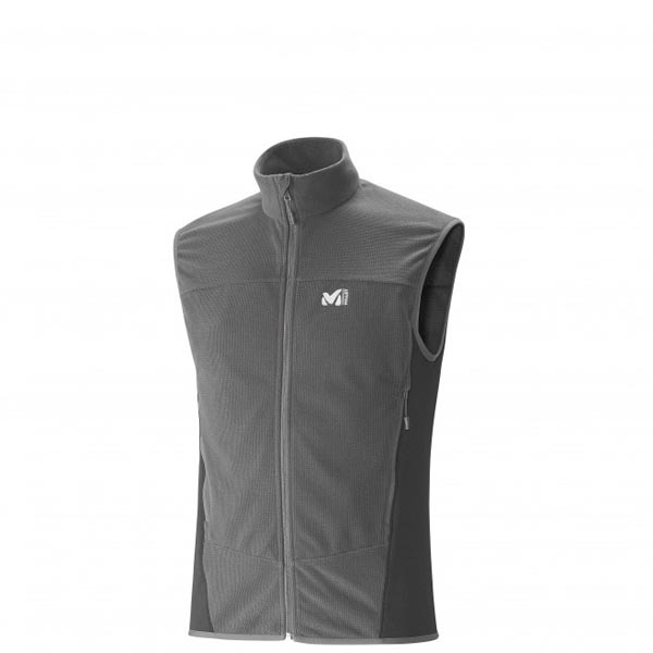 MILLET TREKKING - MEN'S FLEECE JACKET - GREY On Sale