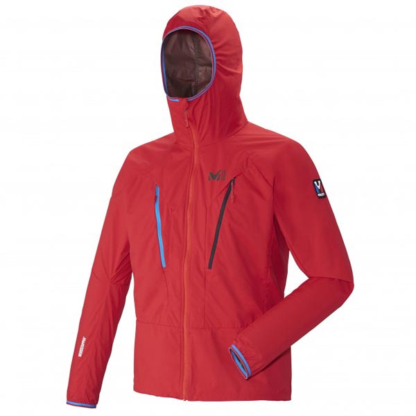 Cheap MILLET TRILOGY WDS ACTIVE JKT Men Red Online